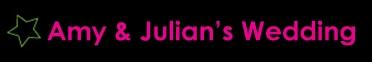 Amy & Julian