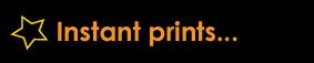 instant prints