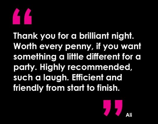 quote Ali