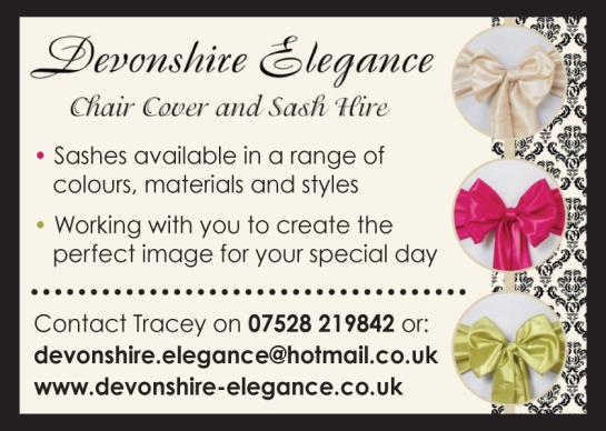 Devonshire Elegance Always & Forever issue 6